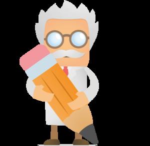 Logo maken professor