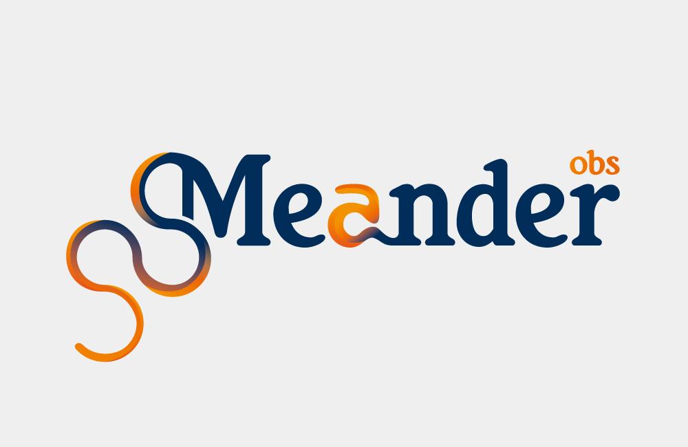 Logo ontwerp basisschool Meander