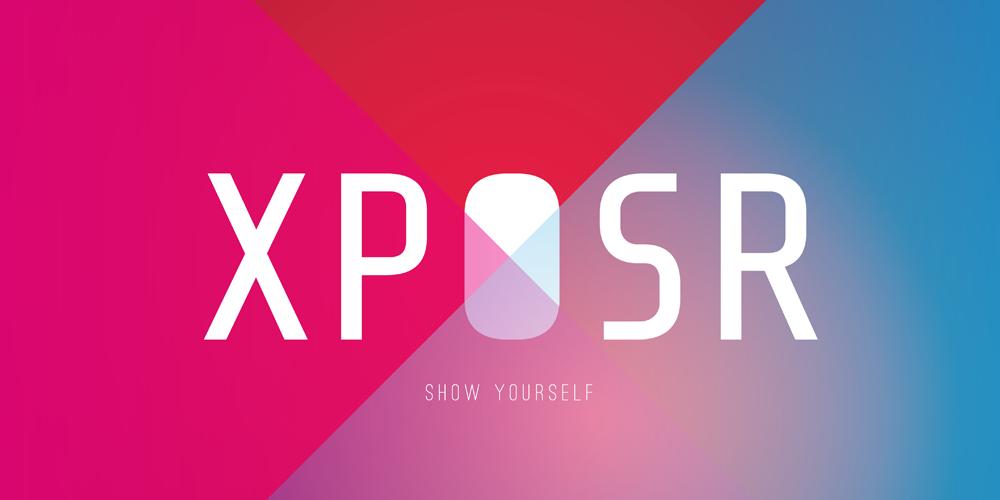 Logo ontwerp XPOSR