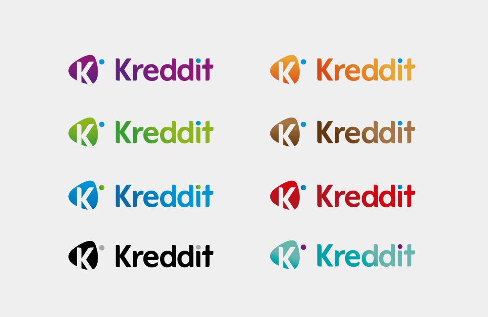 Logo ontwerp voorstellen Kreddit