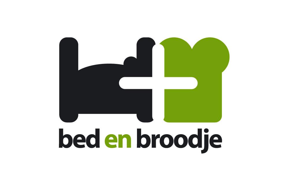 Logo ontwerp Bed en Broodje