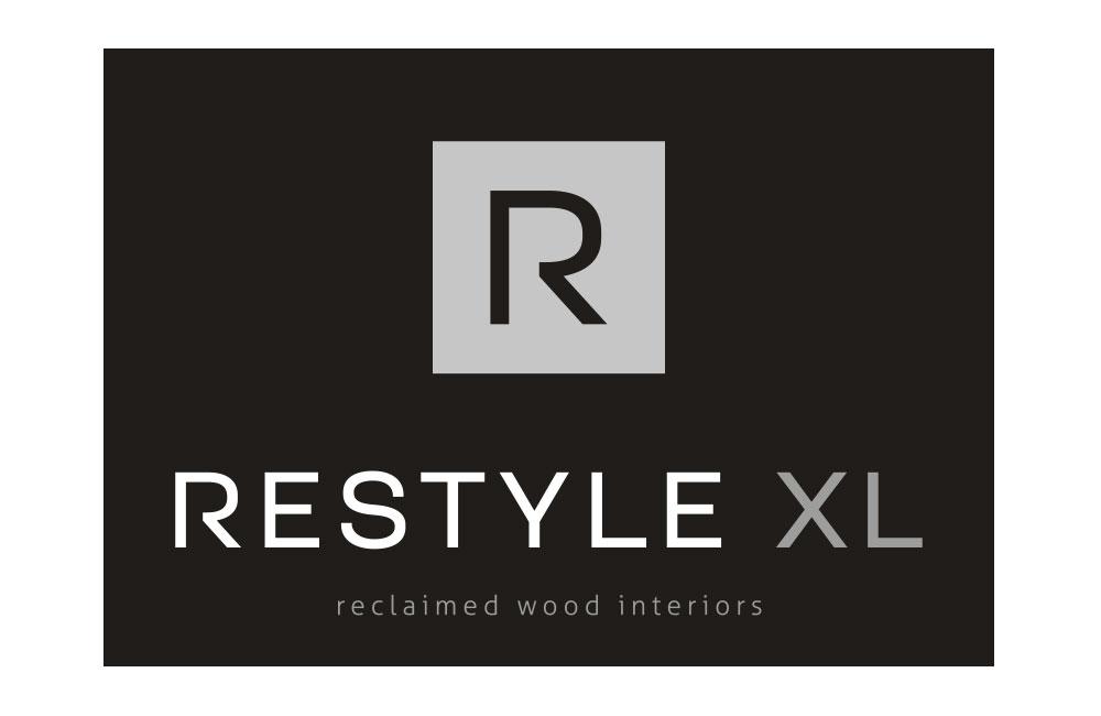 Logo en huisstijl ontwerp voor RestyleXL - logo