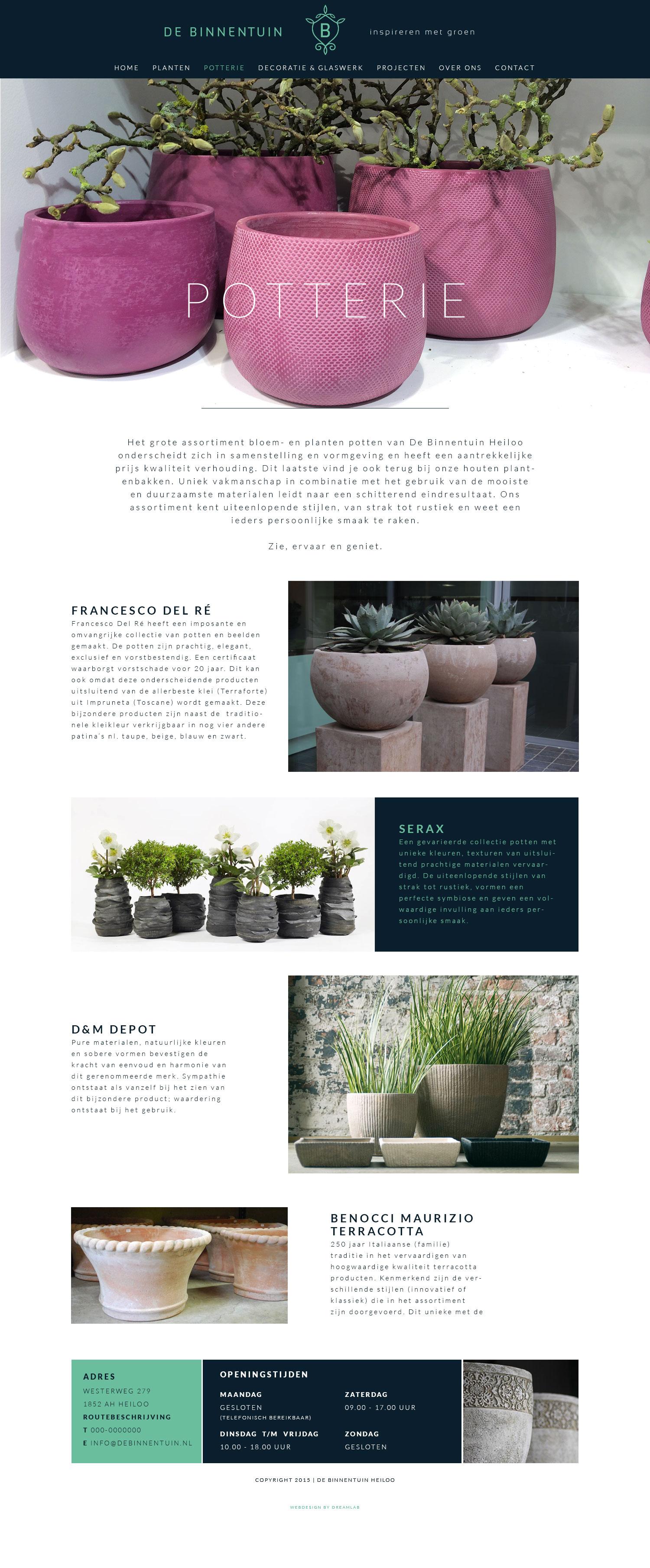 webdesign-wordpress-vervolgpagina-debinnentuin