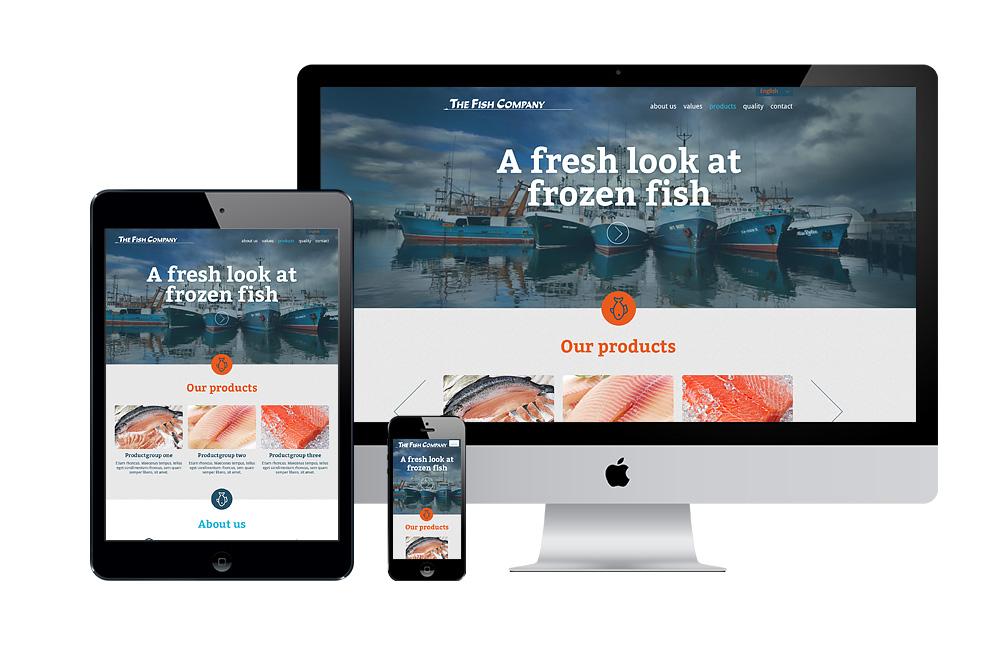 webdesign-thefishcompany-responsive-mockup
