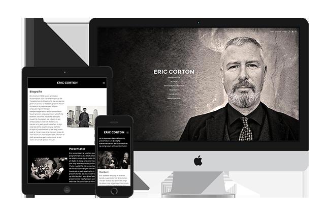wordpress-website-eric-corton