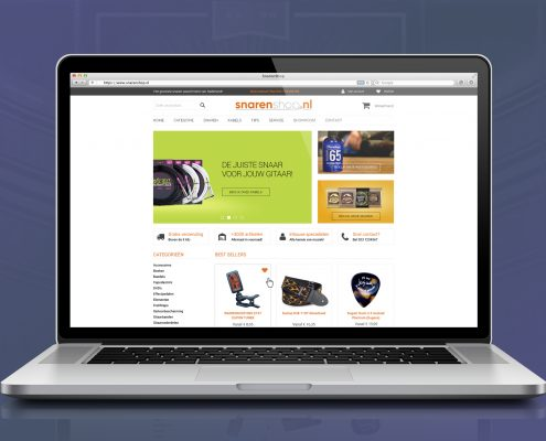webdesign-woocommerce-wordpress-responsive-snarenshop-