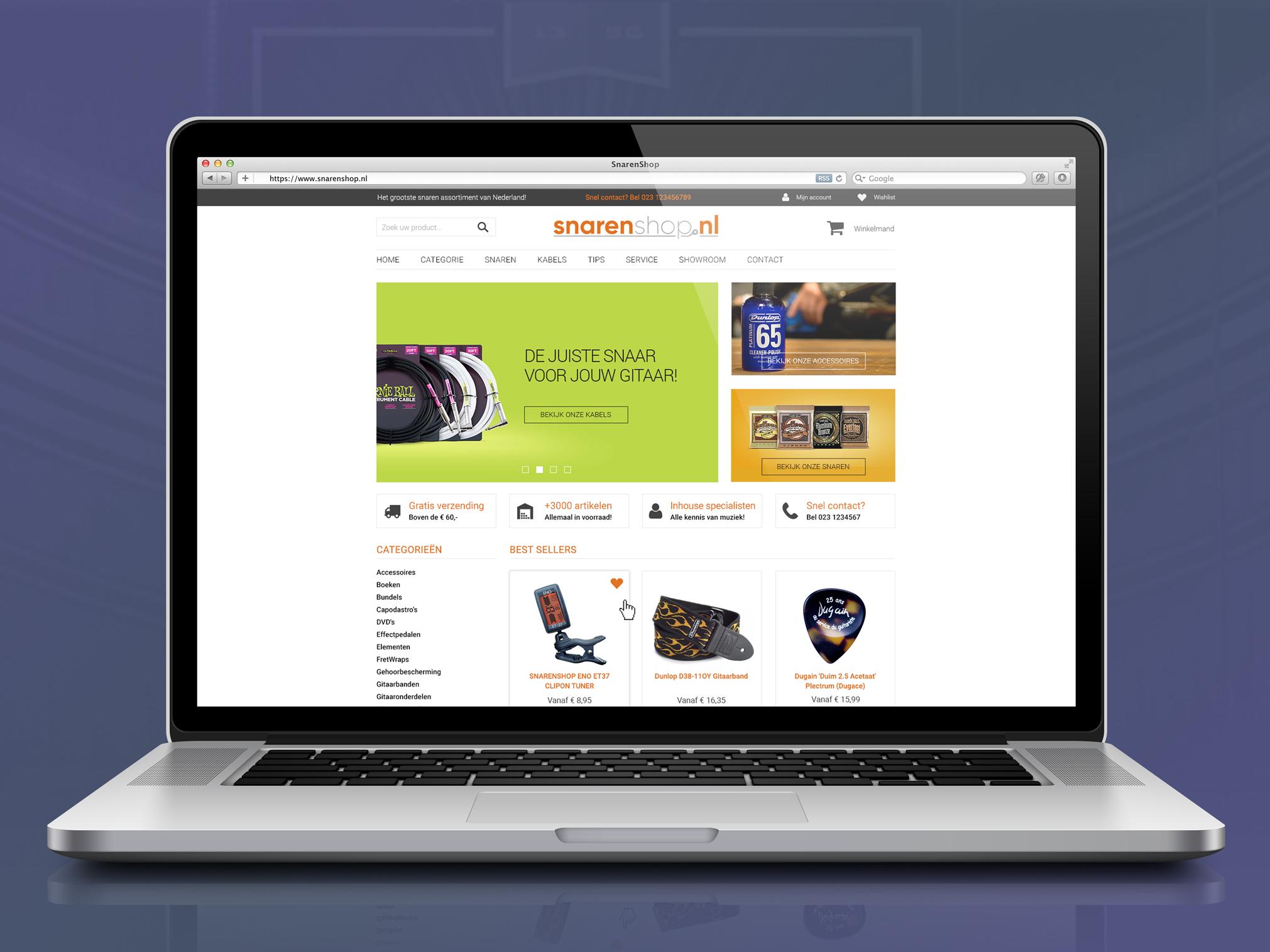 webdesign-woocommerce-wordpress-responsive-snarenshop-