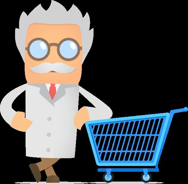 WordPress website webdesign Cart prof 2