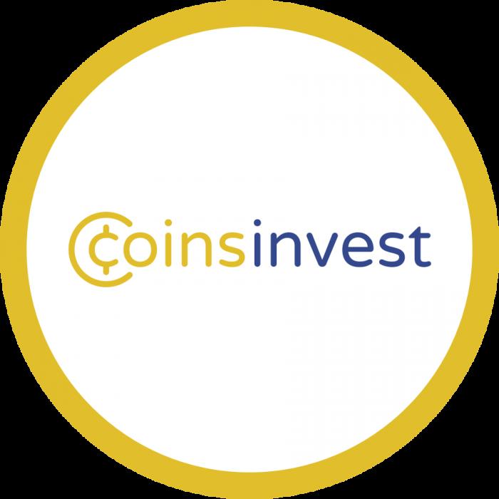 Logo design ontwerp Coinsinvest
