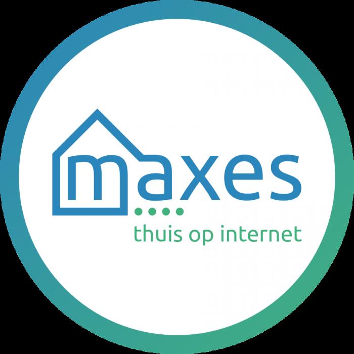 Logo design ontwerp Maxes