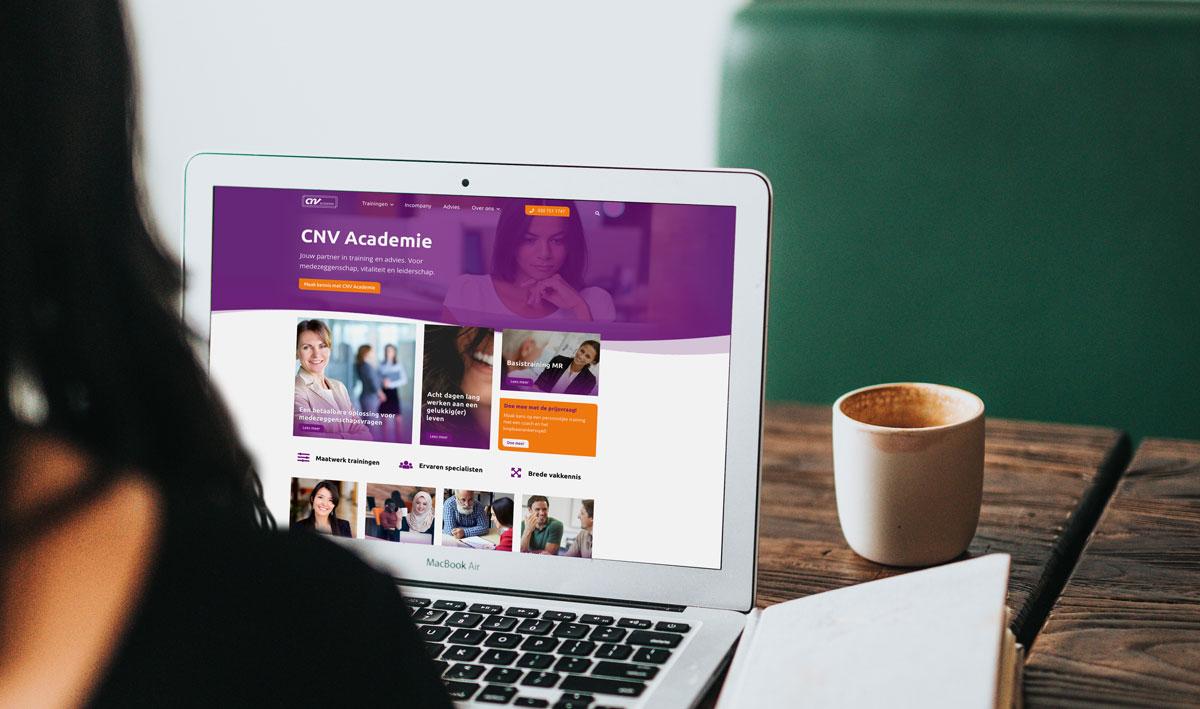 webdesign-wordpress-CNV-Academie