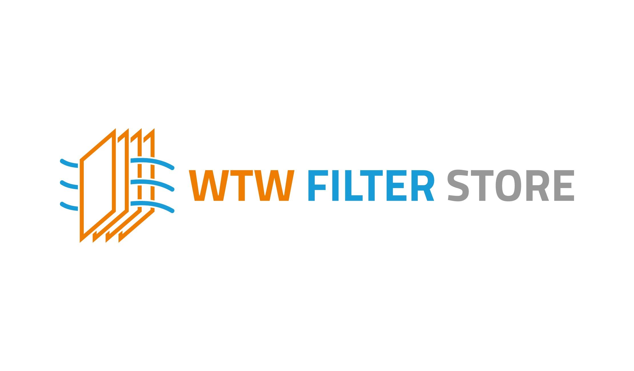 Logo ontwerp webshop WTW Filterstore